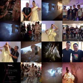 IGersManila at Preview's Fashion X Art