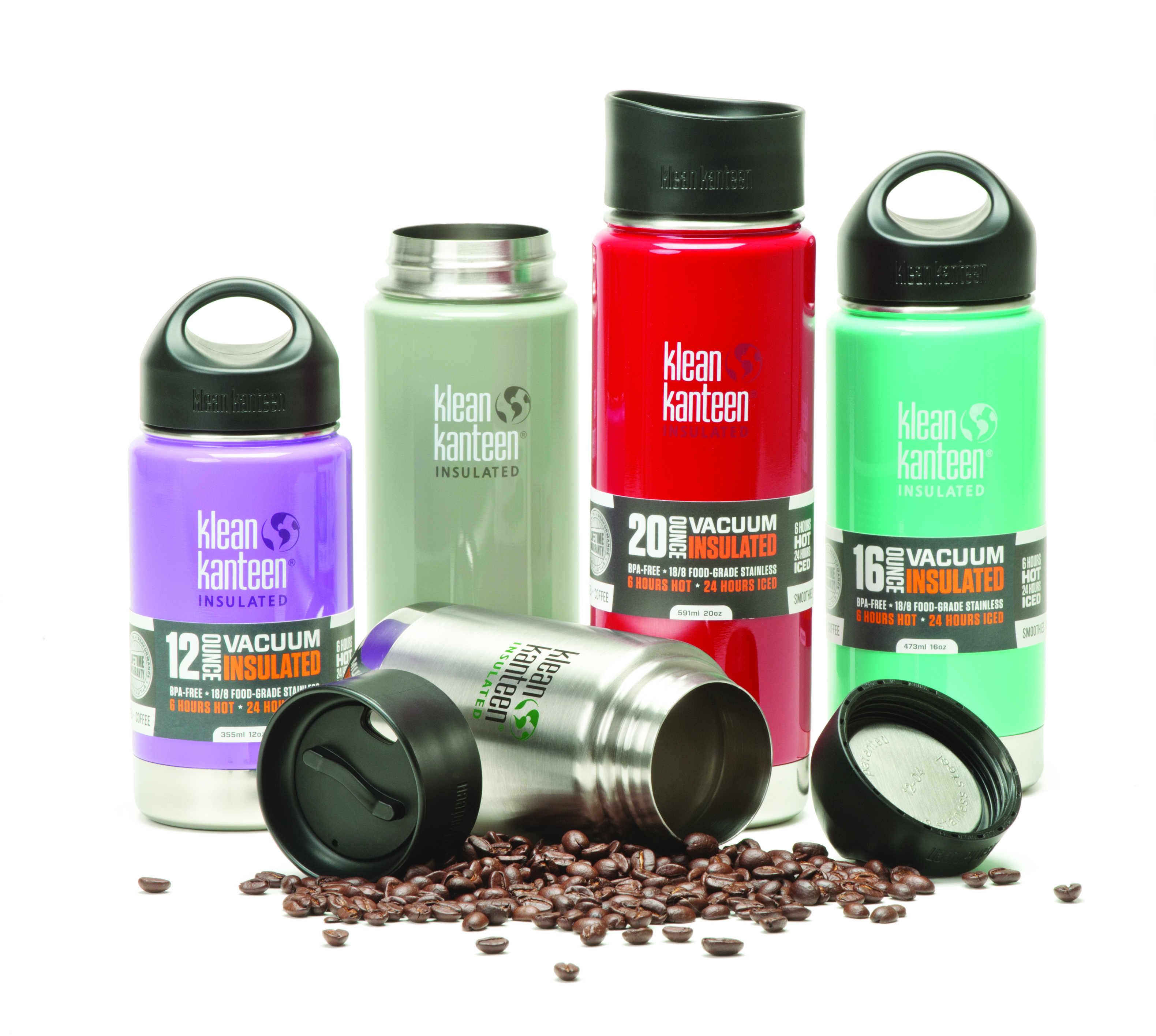 Klean Kanteen available at Certified Calm