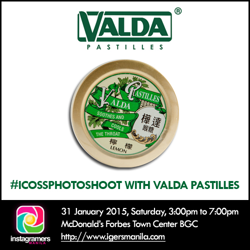 #iCossPhotoshoot with Valda Pastilles